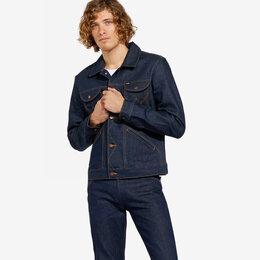 Куртки - Куртка джинсовая Wrangler Icon 124MJ Retro Rigid, 0