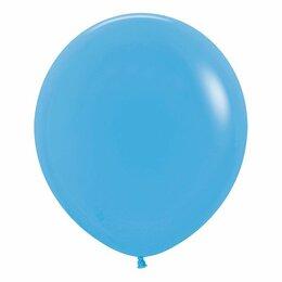 Украшения для организации праздников - Шар Голубой, пастель, 0