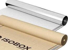 Изоляционные материалы - Ветро-влагозащитая пленка ISOBOX А 35, 0