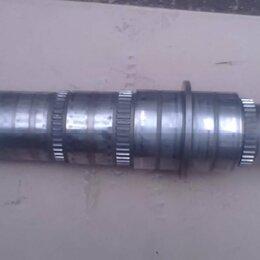 Трансмиссия  - Вторичный вал (Главный вал) КПП ZF 16S151 (ZF 16S181, ZF 16S221), 0