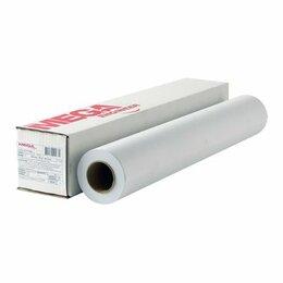 Бумага и пленка - Бумага А1+ рулон 610мм*50,8мм*45м MEGA…, 0