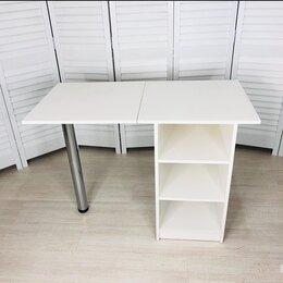 Мебель для салонов красоты - Стол маникюрный складной, 0