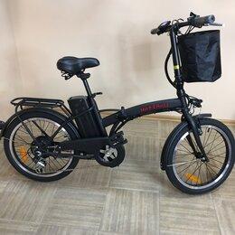 Мототехника и электровелосипеды - Электровелосипед Marshall Business, 0