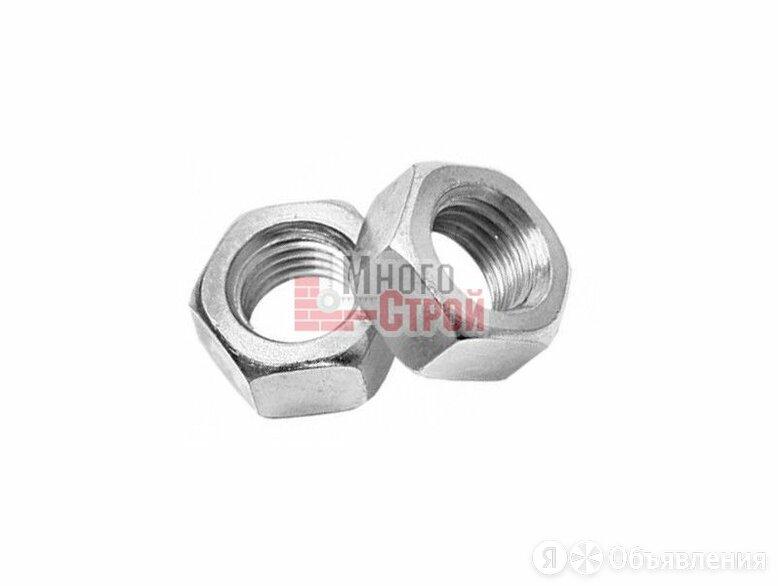 Гайки шестигранные DIN 934 Zn КНР М10 по цене 230₽ - Шайбы и гайки, фото 0