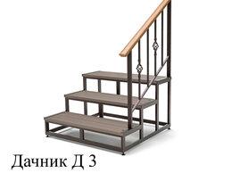 Лестницы и элементы лестниц - Лестница приставная ДАЧНИК Д 3  , 0