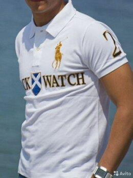 Футболки и майки - Поло Ralph Lauren Black watch p-p XL белый, 0