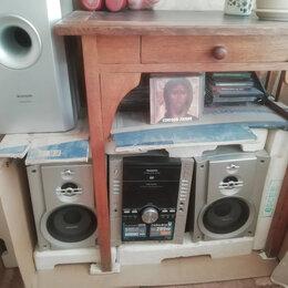 Музыкальные центры,  магнитофоны, магнитолы - DVD-стереосистема SK-VK 650 Panasonic, 0