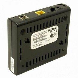 3G,4G, LTE и ADSL модемы - Модем  D-Link DSL-2500U, 0