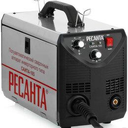 Аппараты для контактной сварки - Сварочный полуавтомат САИПА-165 (MIG/MAG) Ресанта, 0