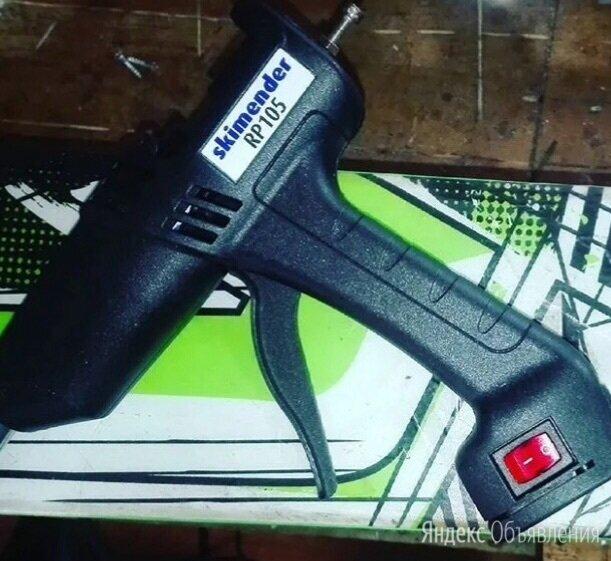 Пистолет клеевой для сноубордов  по цене 6730₽ - Клеевые пистолеты, фото 0