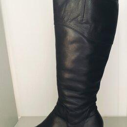 Сапоги - Hogl высокие зимние сапоги, размер 38,5, 0