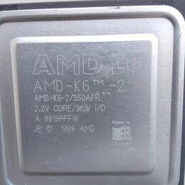 Процессоры (CPU) - Процессор керамика AMВ K6, 0