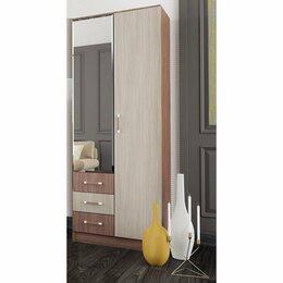 Шкафы, стенки, гарнитуры - Шкаф Белла 2 СТВ. Ясень 💥 0442💥, 0