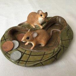 Статуэтки и фигурки - Мышки в кепке Фигурка Country Artists Великобритания Полистоун , 0