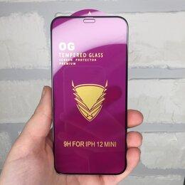 Защитные пленки и стекла - Защитное стекло на iphone 12 mini, 0