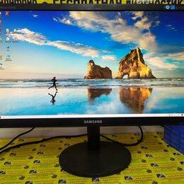 """Мониторы - Монитор 22"""" Samsung Full HD DVI/VGA, 0"""