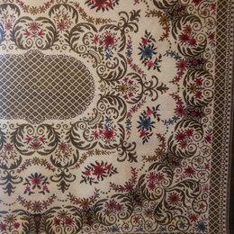 Ковры и ковровые дорожки - Новый Ковер шерстяной (194х138) см, 0