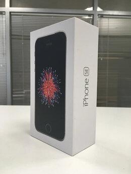Мобильные телефоны - iPhone SE 32gb space gray (A1723) Ростест, 0