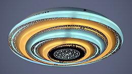 Люстры и потолочные светильники - Светильник LED потолочный 19361/500 160 W с ПДУ, 0