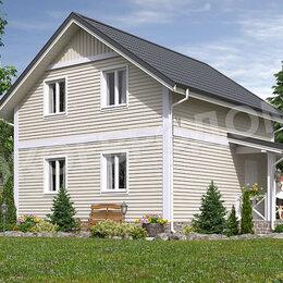 Строительные блоки - Комплект дома из сип-панелей 90 кв. м., быстрое возведение, 0
