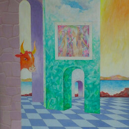 Картины, постеры, гобелены, панно - Авторские картины. Масло, акрил. Холст, оргалит, 0
