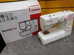 Швейные машины - Швейная машина Janome 16s, 0