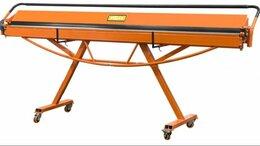 Принадлежности и запчасти для станков - Станок листогибочный ручной Stalex RS 2000 мм., 0