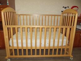 Кроватки - Кроватка с матрасом., 0