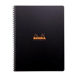 Бумажная продукция - Бизнес-тетрадь 80л., А4+, клетка на гребне…, 0