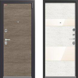 Входные двери - Дверь входная металлическая с двумя панелями МДФ, 0