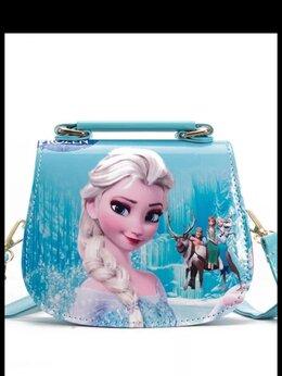 Украшения для девочек - Сумочка для принцессы Эльзы Новая, 0