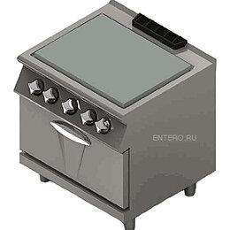 Промышленные плиты - Плита электрическая MARENO NCT7FE8E, 0