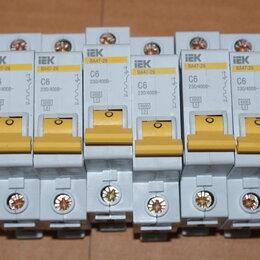 Защитная автоматика - Автоматические  выключатели ВА 47-29   IEK, 0