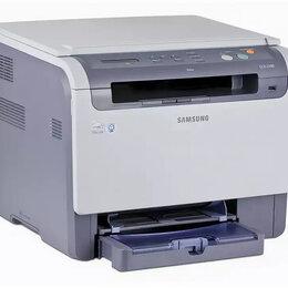 Принтеры и МФУ - Цветное лазерное мфу samsung CLX-2160N, 0