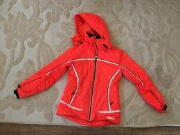 Куртки - Куртка для девочек Glissade горнолыжная 150, 0