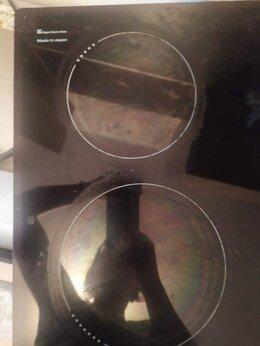 Плиты и варочные панели - Варочная стеклокерамическая панель на запчасти, 0