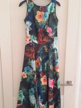 Платья - Платье праздничное, выходное, повседневное, 0