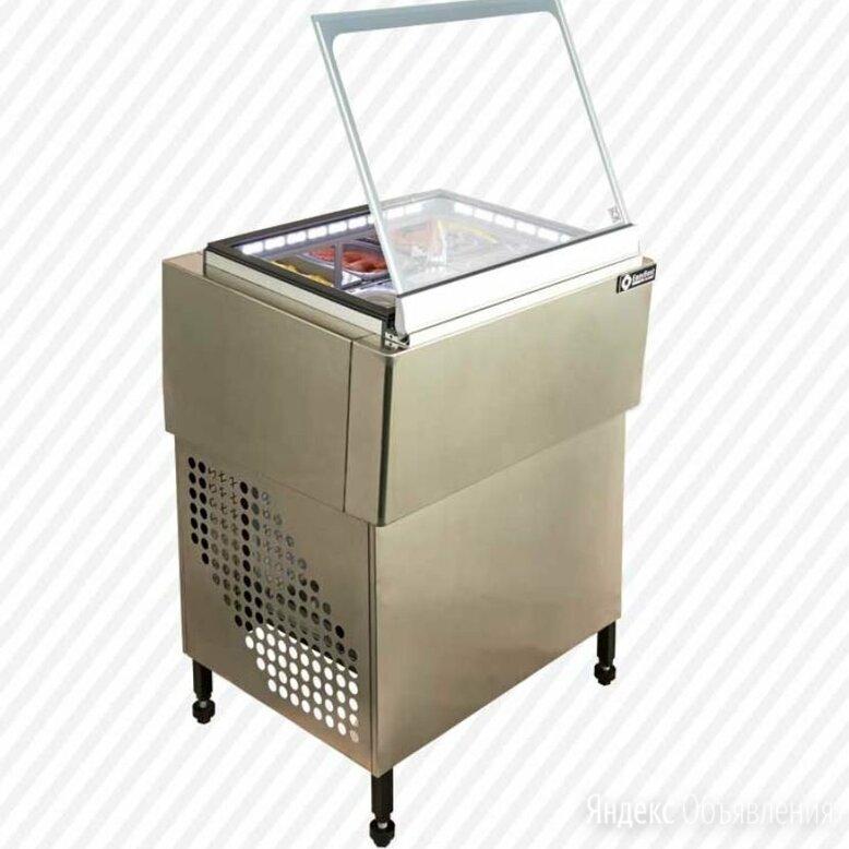 Мини Витрина для мороженого G3-STD (Италия) по цене 140000₽ - Холодильные витрины, фото 0