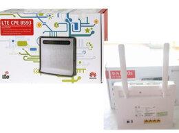 3G,4G, LTE и ADSL модемы - Huawei B593 Интернет центр (Роутер с модемом 4G), 0