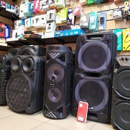Портативная акустика - Портативные колонки. От самых маленьких до больших!, 0