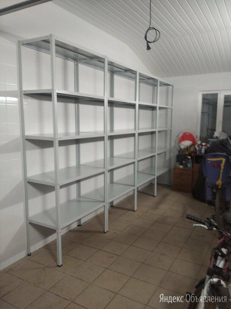 Стеллаж металлический (сборно-разборный) по цене 3450₽ - Стеллажи и этажерки, фото 0