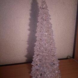 Ночники и декоративные светильники - Светящаяся елка, 0