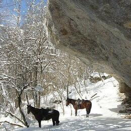 Туры - Конный тур в горах Адыгеи ., 0
