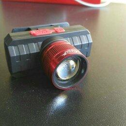 Фонари - Налобный фонарь аккумуляторный FA-102, 0
