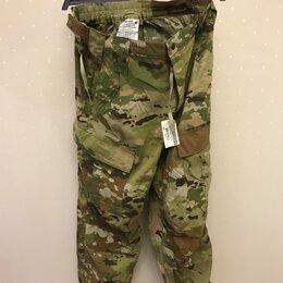 Одежда и обувь - Брюки демисезонные софтшел новые 5 слой ecwcs USA Army, 0