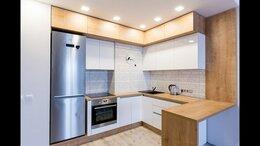 Мебель для кухни - Кухня до потолка Евро, студия, 0