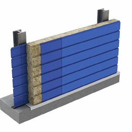 Фасадные панели - Сэндвич панели, 0