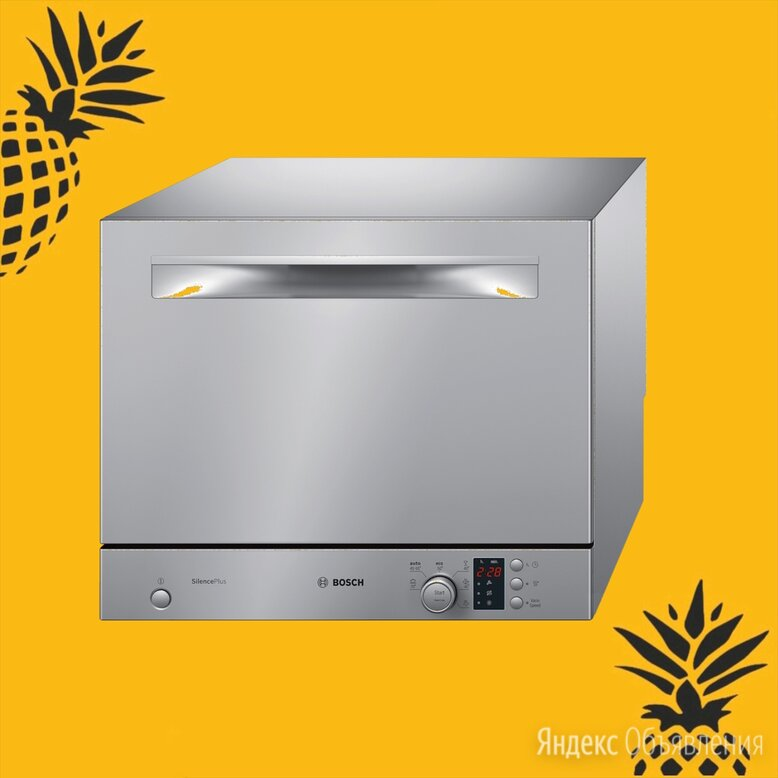 Поcудoмоeчная машинa Воsсh sks60е18eu по цене 16000₽ - Посудомоечные машины, фото 0