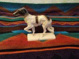 Статуэтки и фигурки - Статуэтка борзая собака Hertwig , 0
