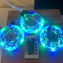 Светодиодные ленты - RGB светодиодная лента 5 метров, 0